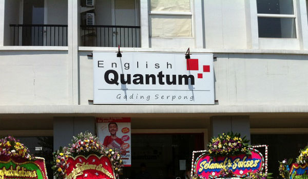 kelas english quantum