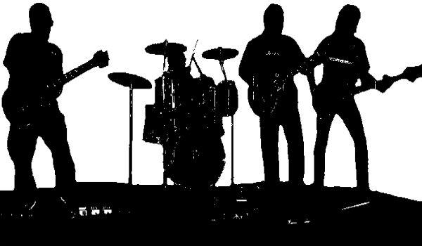 mencari personil band